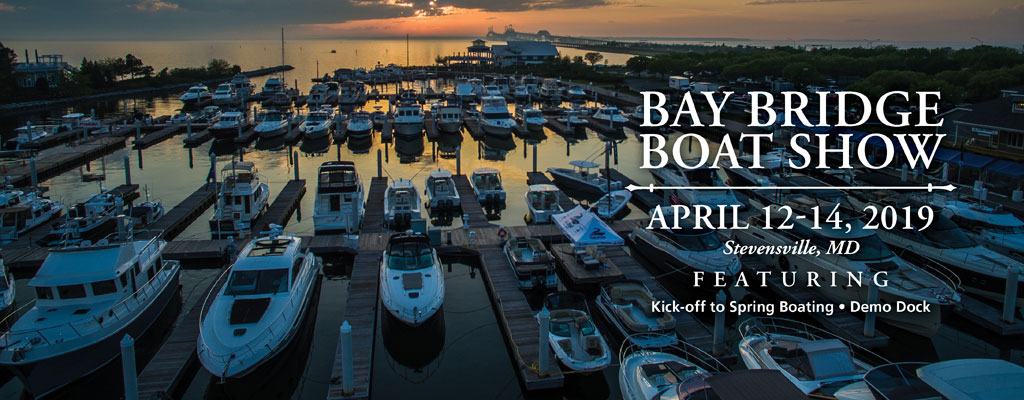 Bay Bridge Boat Show Header   Bay Bridge Boat Show 2019   Snag-A-Slip