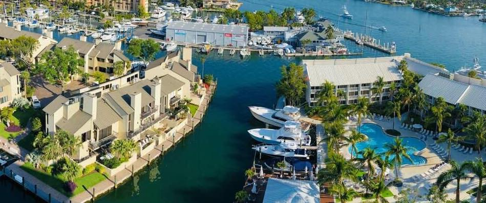 Hilton Head Harbor | New Marinas | Snag-A-Slip