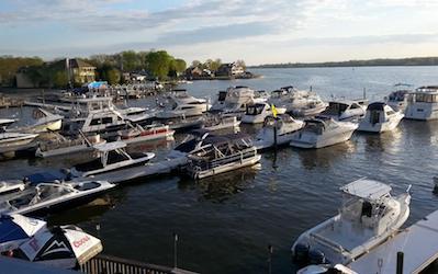 McDaniel Yacht Basin   Big Bay Hunt 2020   Snag-A-Slip