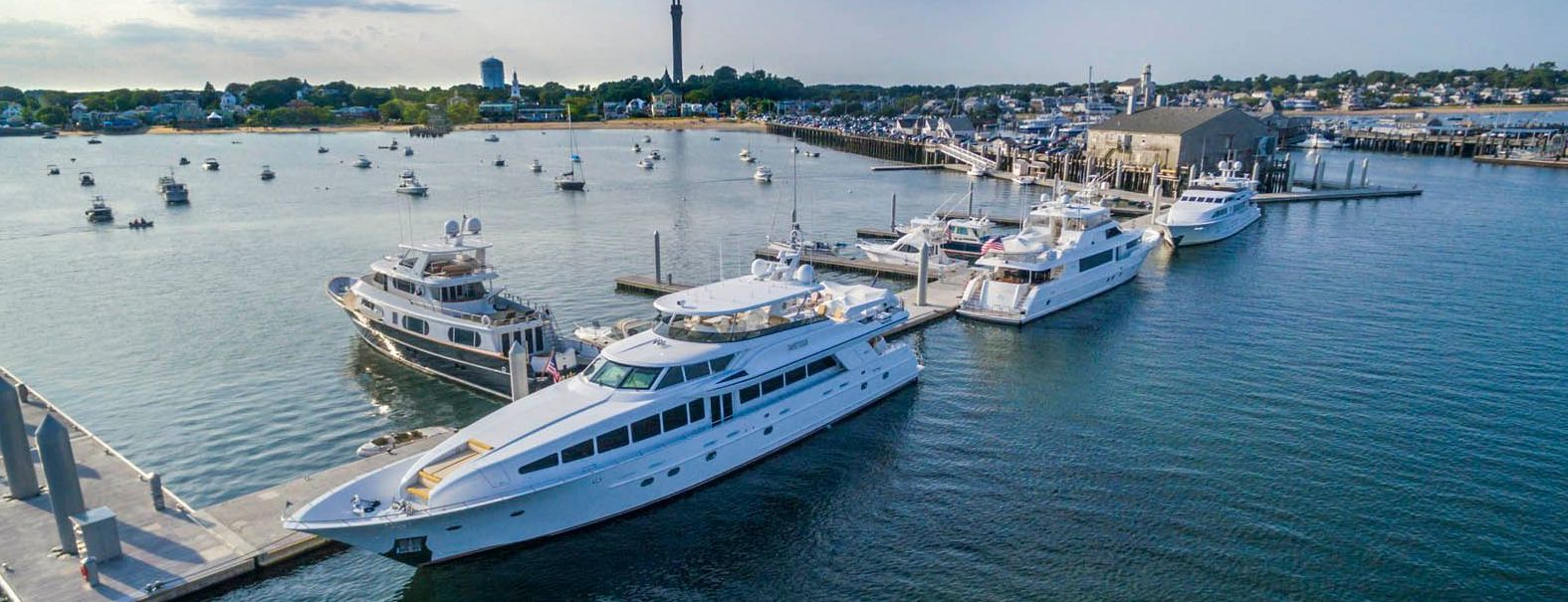 Provincetown Marina Yachts | Snag-A-Slip