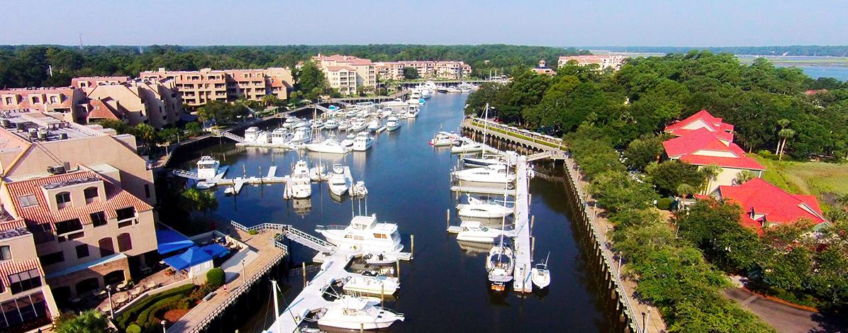 Visit Shelter Cove Marina - Atlantic ICW Marina - South Carolina Marinas - Snag-A-Slip