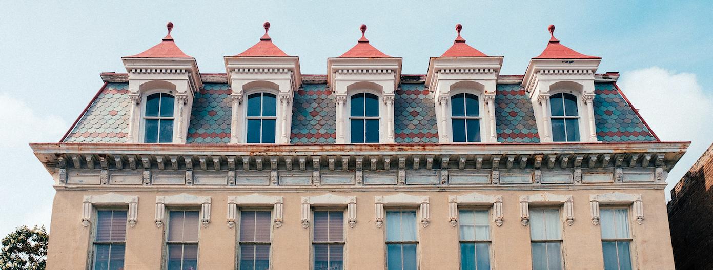 Building Top by Photo by Adam Kring on Unsplash | Charleston South Carolina | Snag-A-Slip