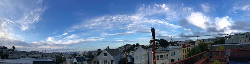 San Francisco Skyline | Snag-A-Slip