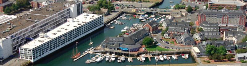 Pickering Wharf Marina | Spooky Waterfront Towns | Snag-A-Slip