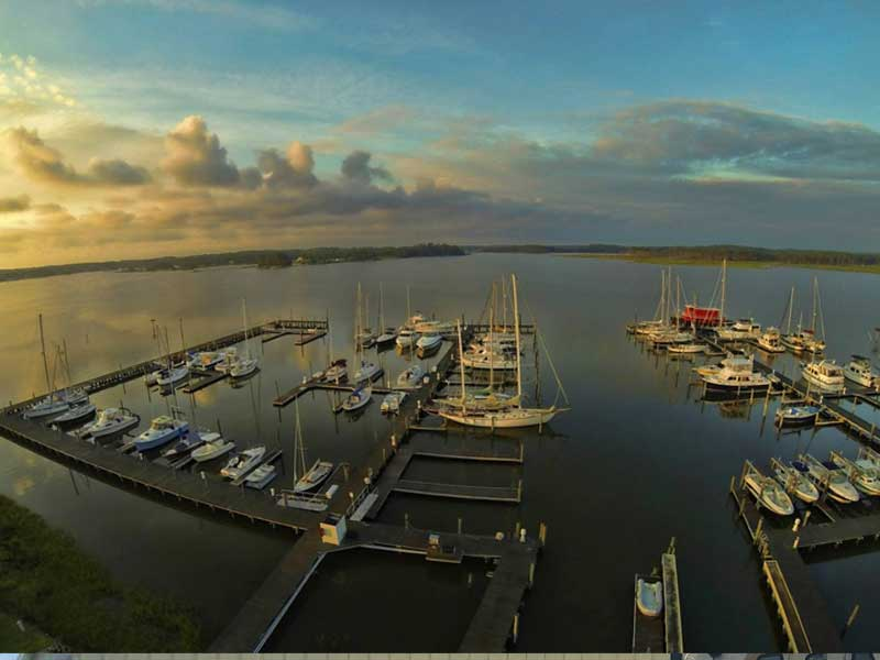Severn Yachting Center | New Marinas Added | Snag-A-Slip