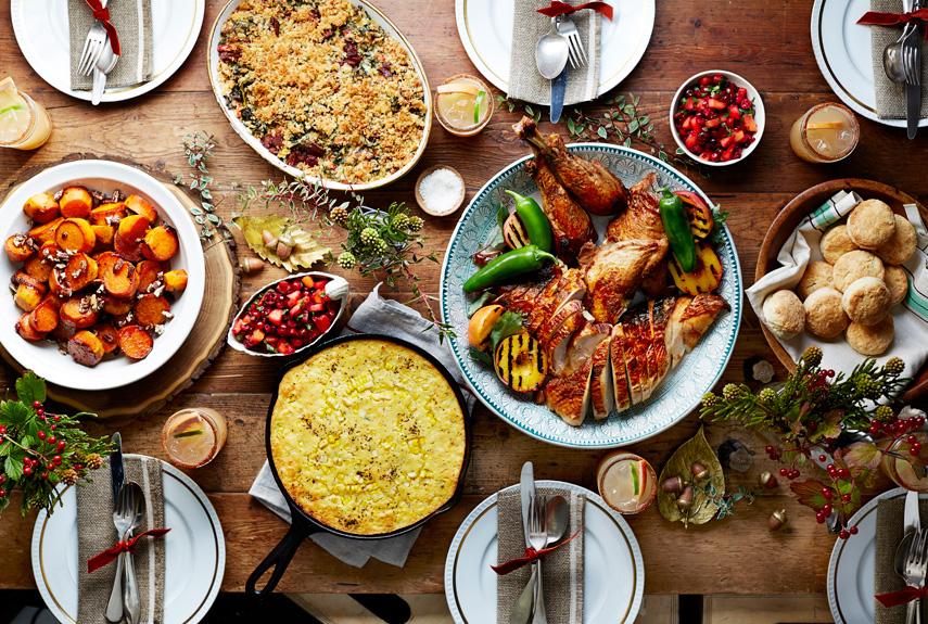 Atlantic ICW Marinas Restaurants Serving Thanksgiving Feasts